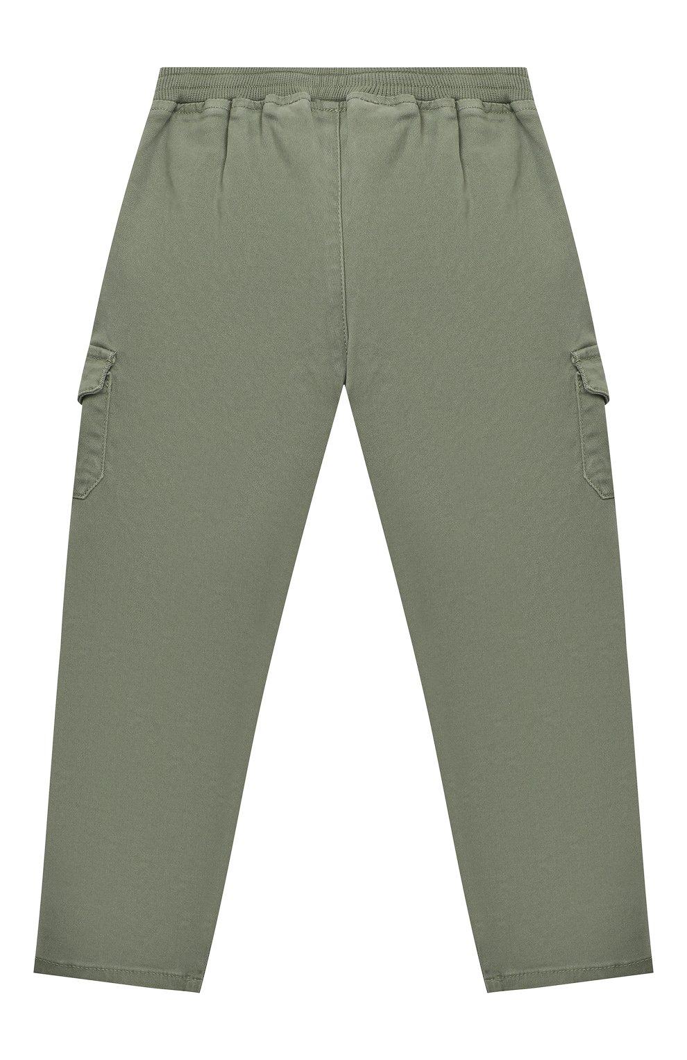 Детские брюки TARTINE ET CHOCOLAT хаки цвета, арт. TR22131/18M-3A   Фото 2