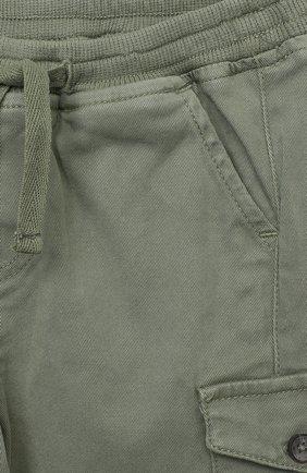 Детские брюки TARTINE ET CHOCOLAT хаки цвета, арт. TR22131/18M-3A   Фото 3