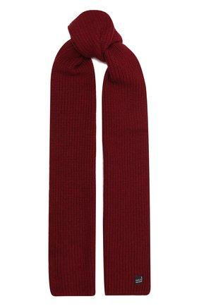 Детский шарф PAOLO PECORA MILANO бордового цвета, арт. PP2517 | Фото 1