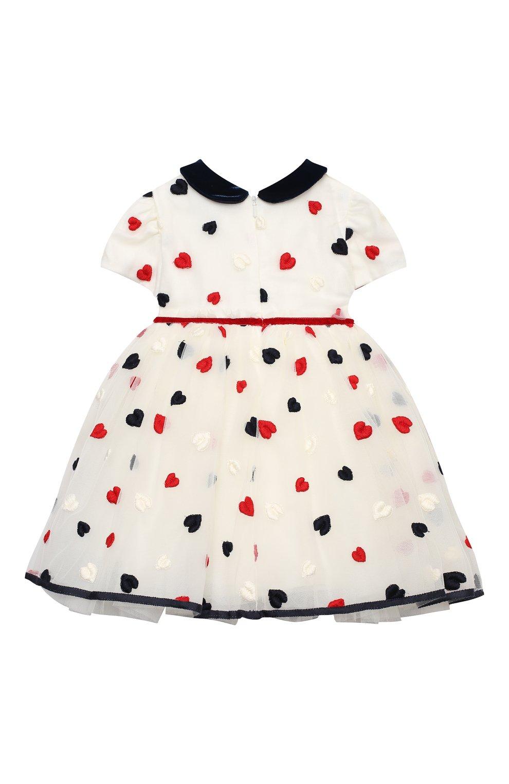 Женская платье MONNALISA разноцветного цвета, арт. 316922   Фото 2