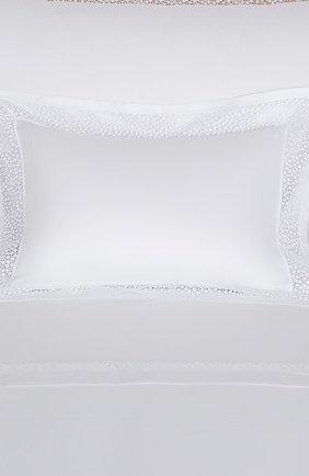Мужского хлопковая наволочка FRETTE белого цвета, арт. FR6572 E0700 030B | Фото 2