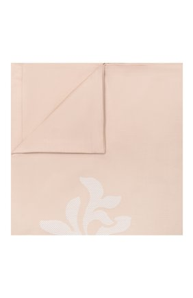 Мужского хлопковая наволочка FRETTE светло-розового цвета, арт. FR6594 E0778 051C | Фото 1