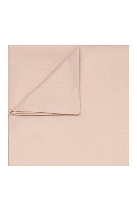 Мужского хлопковая наволочка FRETTE светло-розового цвета, арт. FR6594 E0778 065B | Фото 1