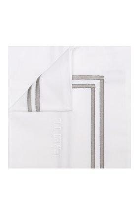 Хлопковая наволочка FRETTE серого цвета, арт. FA7017 E0700 051C | Фото 1