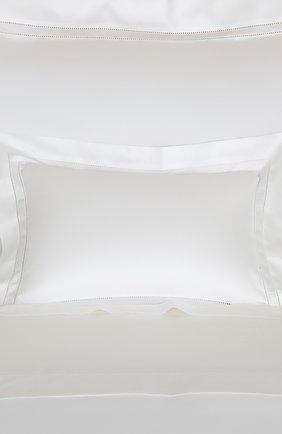 Хлопковая наволочка FRETTE бежевого цвета, арт. FR0401 E0700 030B | Фото 2