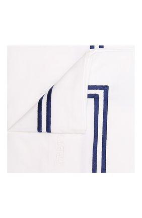 Хлопковая наволочка FRETTE синего цвета, арт. FA7017 E0700 065B | Фото 1