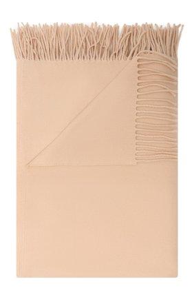 Мужского кашемировый плед FRETTE розового цвета, арт. FR6610 F0400 130S | Фото 1