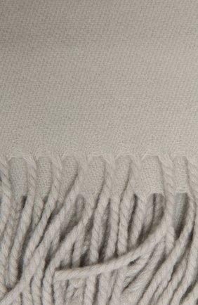 Кашемировый плед FRETTE зеленого цвета, арт. FR6610 F0400 130S | Фото 2