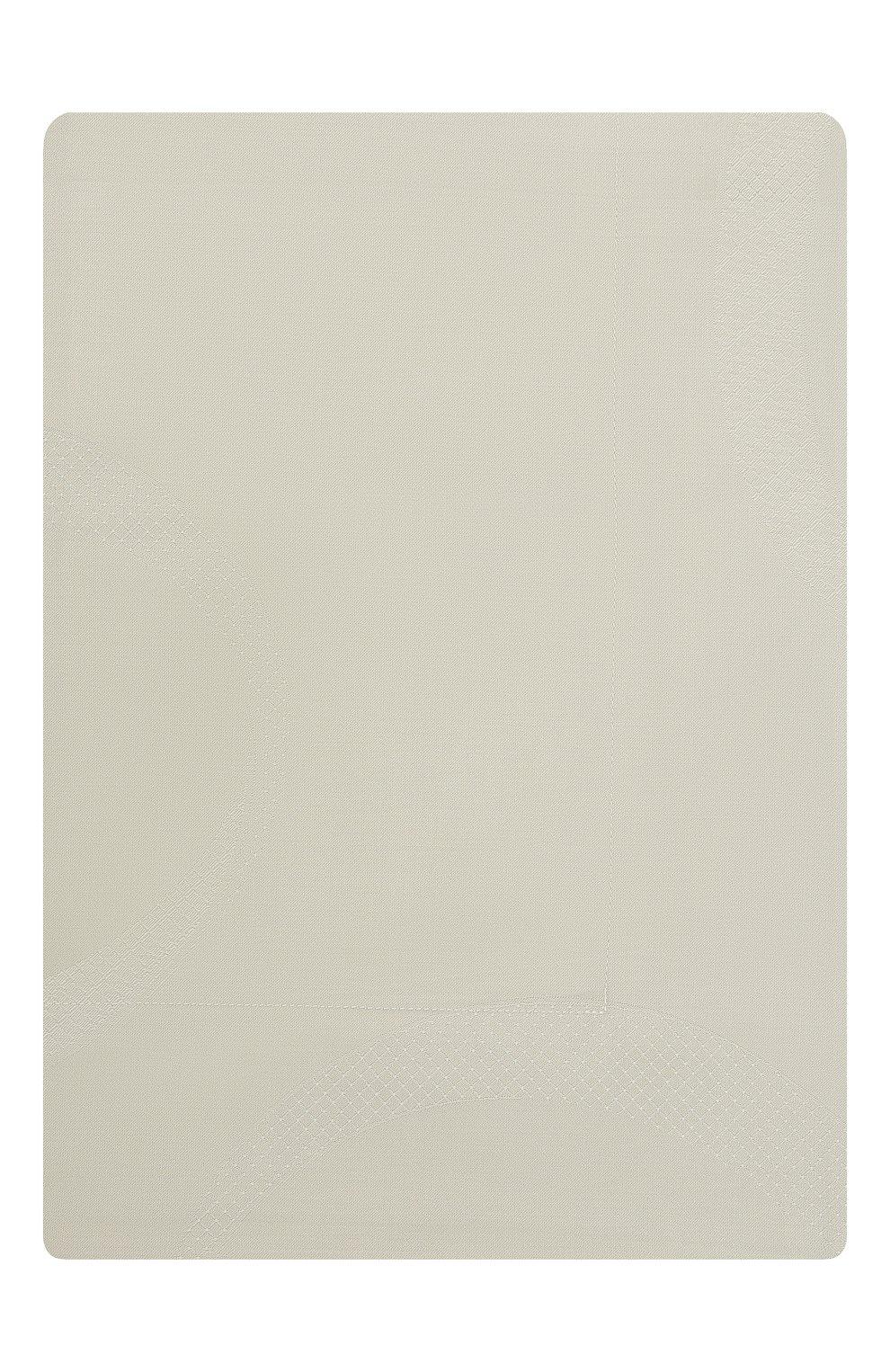Мужского комплект постельного белья из 4-х предметов FRETTE зеленого цвета, арт. FR6596 E3454 240B | Фото 4