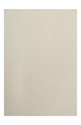 Мужского хлопковая наволочка FRETTE зеленого цвета, арт. FR6596 E0741 065B | Фото 1