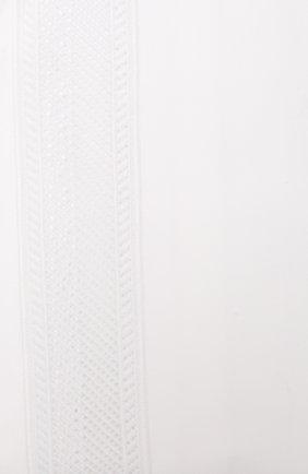 Хлопковая наволочка FRETTE белого цвета, арт. FR6683 E0700 030B | Фото 2