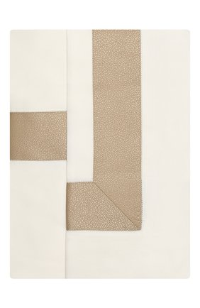 Мужского комплект постельного белья из 4-х предметов FRETTE бежевого цвета, арт. FR6587 E3491 240B | Фото 1