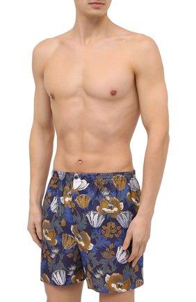 Мужские боксеры ZIMMERLI голубого цвета, арт. 4690-75101 | Фото 2