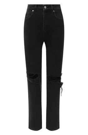 Женские джинсы PAIGE серого цвета, арт. 4574G82-8239 | Фото 1