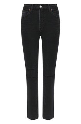Женские джинсы PAIGE черного цвета, арт. 5673B80-8123 | Фото 1