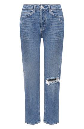 Женские джинсы PAIGE синего цвета, арт. 6113635-1767 | Фото 1