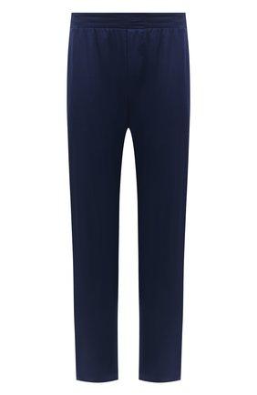 Мужские хлопковые домашние брюки ZIMMERLI темно-синего цвета, арт. 286-21330 | Фото 1