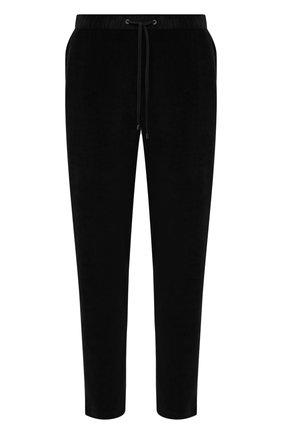 Мужские домашние брюки ZIMMERLI черного цвета, арт. 5112-21331 | Фото 1