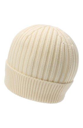 Мужская шерстяная шапка MONCLER GRENOBLE белого цвета, арт. F2-097-3B700-00-04761 | Фото 2