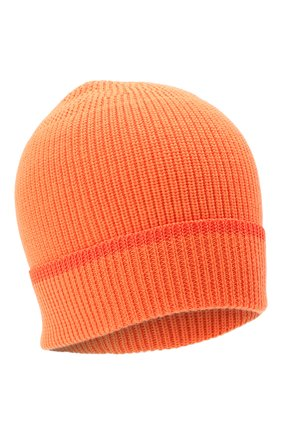 Мужская шерстяная шапка BOGNER оранжевого цвета, арт. 98662445 | Фото 1