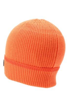 Мужская шерстяная шапка BOGNER оранжевого цвета, арт. 98662445 | Фото 2