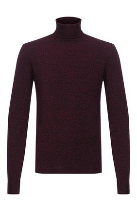 Мужской кашемировый свитер CORNELIANI фиолетового цвета, арт. 86M543-0825144/00 | Фото 1