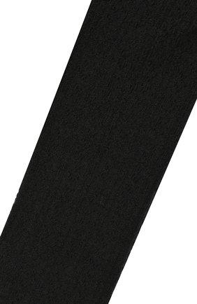 Детские шерстяные колготки COLLEGIEN черного цвета, арт. 5993 | Фото 2