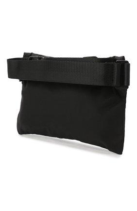 Детская поясная сумка MARCELO BURLON KIDS OF MILAN черного цвета, арт. 20I/B/MB/9535/9010 | Фото 2