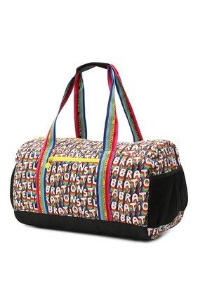 Детская сумка STELLA MCCARTNEY разноцветного цвета, арт. 601373/SPK40 | Фото 2