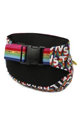 Детская поясная сумка STELLA MCCARTNEY разноцветного цвета, арт. 601372/SPK40 | Фото 2