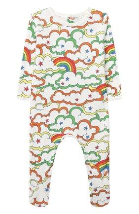 Детский комплект из 4-х предметов STELLA MCCARTNEY разноцветного цвета, арт. 601013/SPJ69 | Фото 3