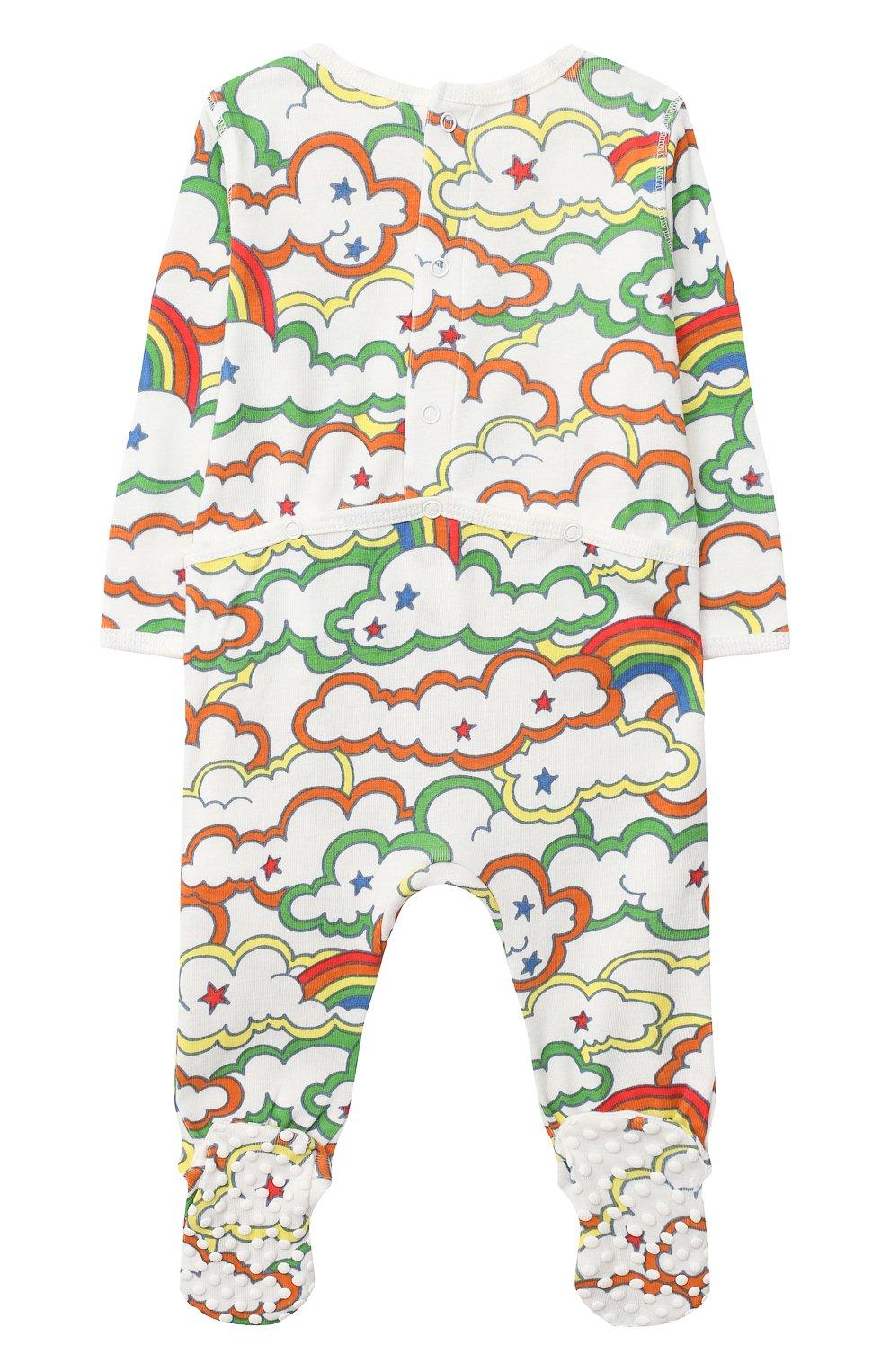 Детский комплект из 4-х предметов STELLA MCCARTNEY разноцветного цвета, арт. 601013/SPJ69 | Фото 4