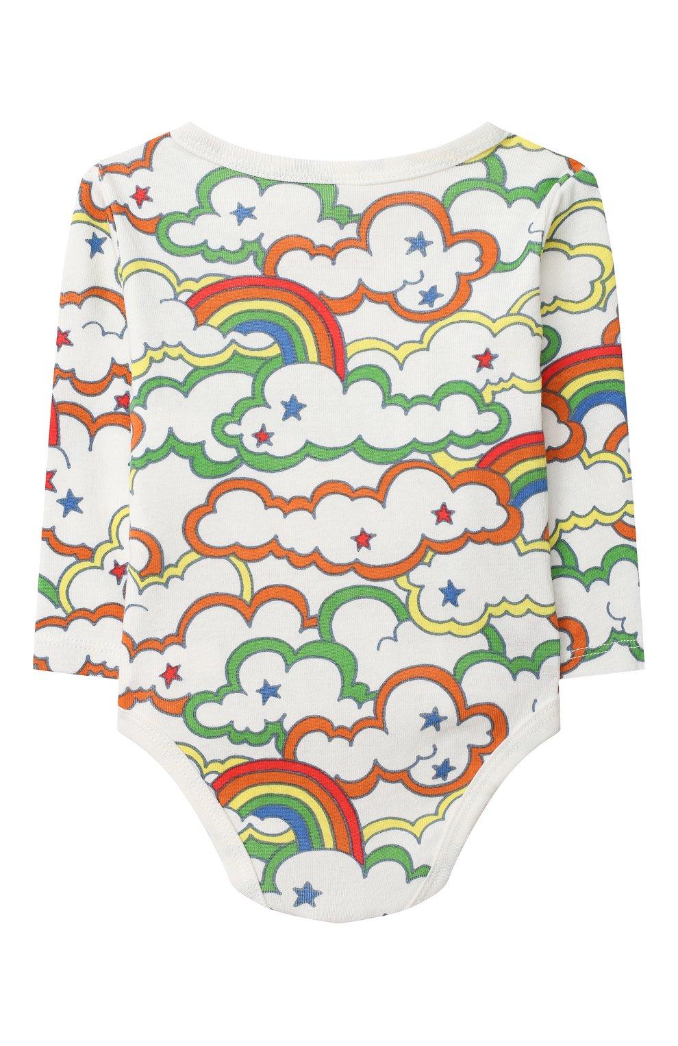 Детский комплект из 4-х предметов STELLA MCCARTNEY разноцветного цвета, арт. 601013/SPJ69 | Фото 6