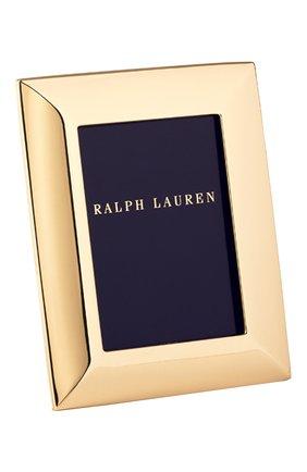 Мужского рамка для фото beckbury RALPH LAUREN золотого цвета, арт. 682594640001 | Фото 1
