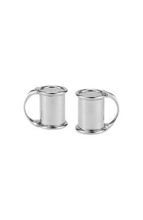 Мужского набор для специй RALPH LAUREN серебряного цвета, арт. 680556940001 | Фото 1