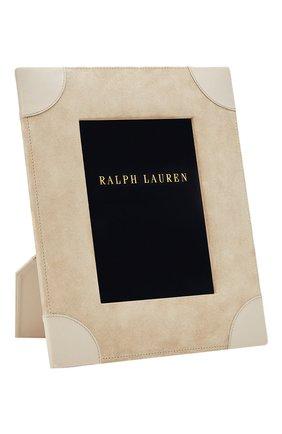 Рамка для фотографий brooke RALPH LAUREN бежевого цвета, арт. 682620718001 | Фото 1