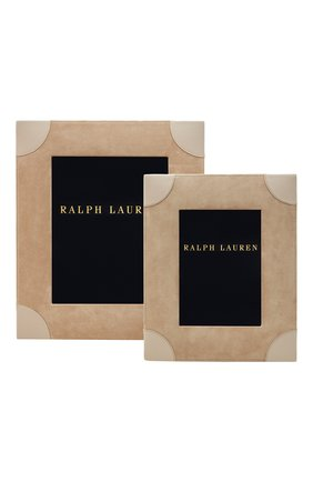 Рамка для фотографий brooke RALPH LAUREN бежевого цвета, арт. 682620718001 | Фото 2