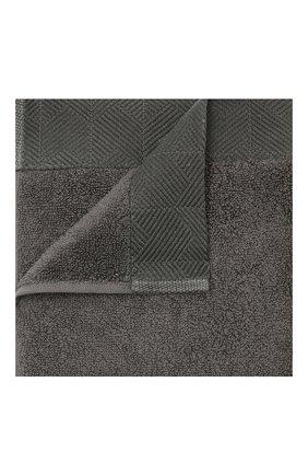 Хлопковое полотенце FRETTE темно-серого цвета, арт. FR6244 D0100 040C | Фото 1