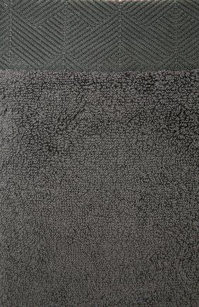 Хлопковое полотенце FRETTE темно-серого цвета, арт. FR6244 D0100 040C | Фото 2
