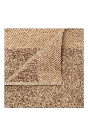 Хлопковое полотенце FRETTE хаки цвета, арт. FR6244 D0100 040C | Фото 1