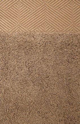 Хлопковое полотенце FRETTE хаки цвета, арт. FR6244 D0100 040C | Фото 2