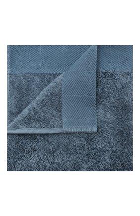 Хлопковое полотенце FRETTE синего цвета, арт. FR6244 D0100 040C | Фото 1