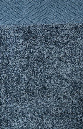 Хлопковое полотенце FRETTE синего цвета, арт. FR6244 D0100 040C | Фото 2
