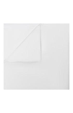 Хлопковая простынь FRETTE белого цвета, арт. FO0000 E0400 270I | Фото 1