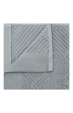 Хлопковое полотенце FRETTE синего цвета, арт. FR6243 D0500 030A | Фото 1