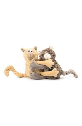 Детского игрушка обними меня SIGIKID бежевого цвета, арт. 39309   Фото 1