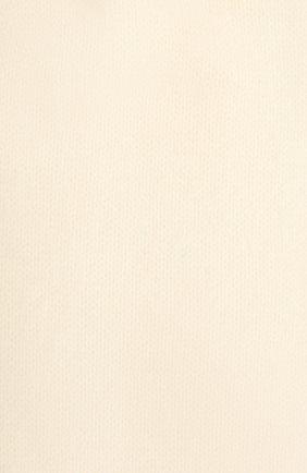 Детский кашемировый шарф GIORGETTI CASHMERE бежевого цвета, арт. MB1669/8A | Фото 2