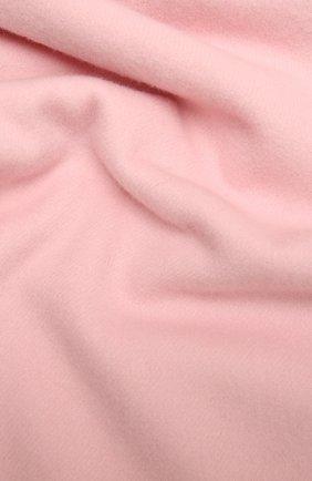 Женский шерстяной шарф ACNE STUDIOS розового цвета, арт. CA0102/W | Фото 2