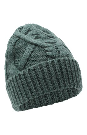 Женский шерстяная шапка ISABEL MARANT светло-зеленого цвета, арт. BE0011-20A034A/RYAMY | Фото 1