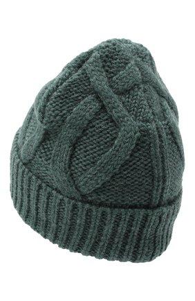 Женский шерстяная шапка ISABEL MARANT светло-зеленого цвета, арт. BE0011-20A034A/RYAMY | Фото 2